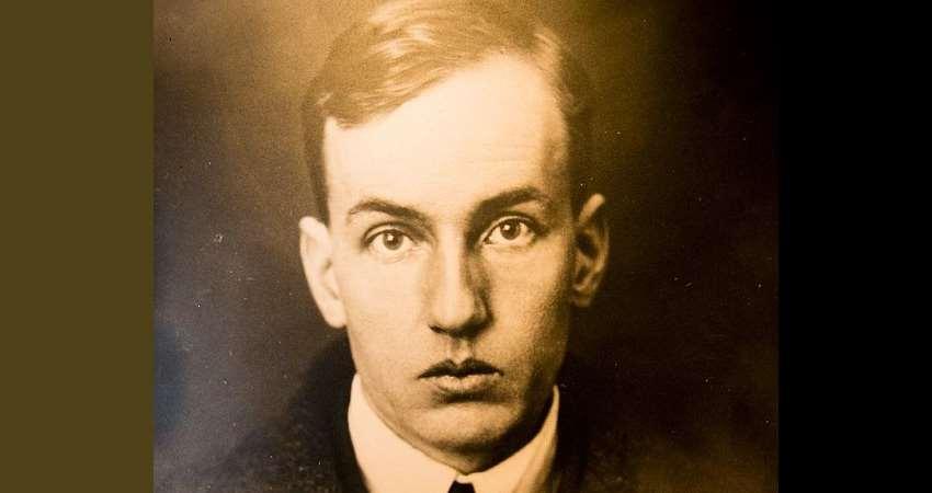 Porträttfoto av författaren Dan Andersson